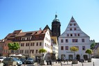 Pirna's old world charm