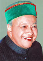 Virbhadra plans show of strength in Kangra district