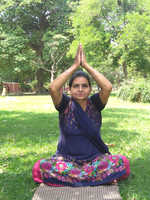Finding anchor  in asanas