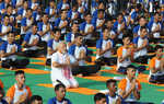 Yoga powerful unifying force in strife-torn world: Modi