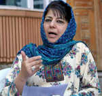 Mehbooba hits back at Shah; says PDP never 'wavered' on Agenda of Alliance