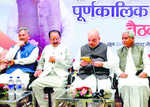 Lure disgruntled Oppn leaders to party fold: Shah to BJP men