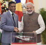 India announces $100-million credit to Seychelles