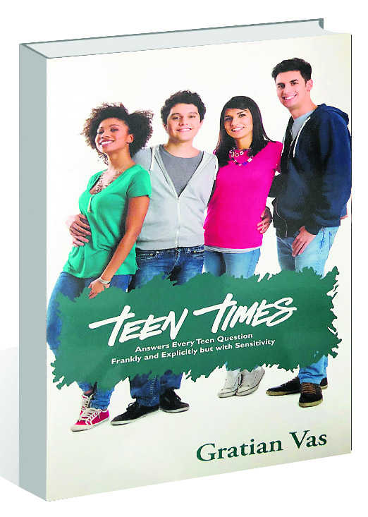 Teen Times  by Gratian Vas. Blossom Books. Pages 213.  Rs 299