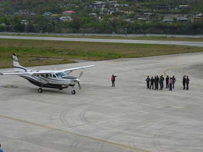 Pvt airlines to start Chd-Kullu flights from April 10