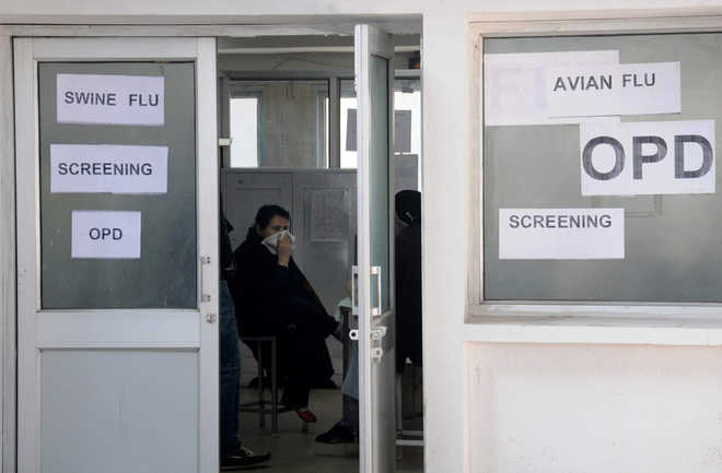 Suspected swine flu patient admitted to GMSH-16