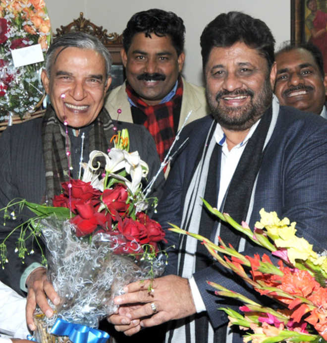 Pardeep Chhabra is new Cong chief