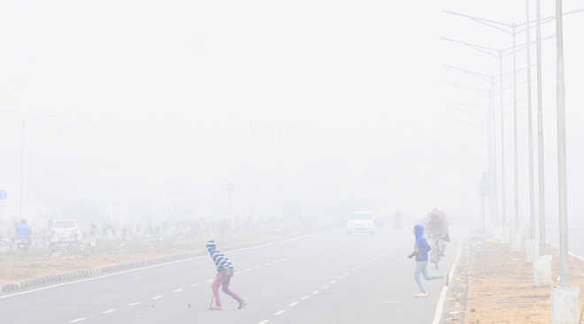 At 9.9°C, city colder than Srinagar