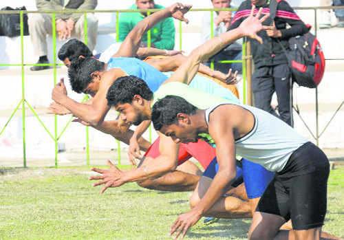 Sports feast at Kila Raipur