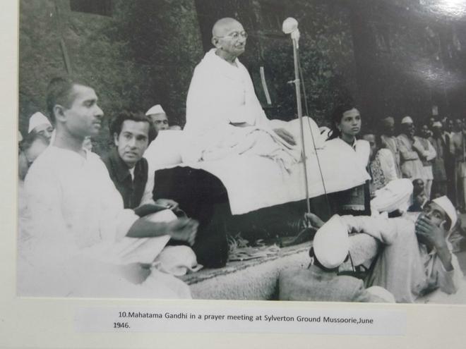 Gandhiji inspired Chipko movement