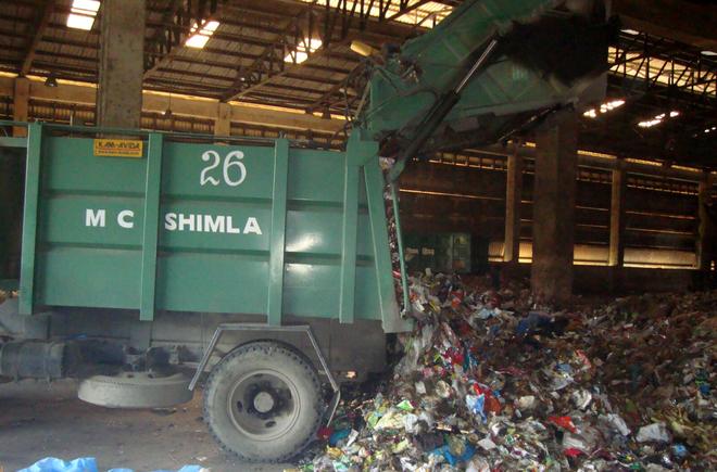 MC puts Jaypee on notice over garbage from Shimla