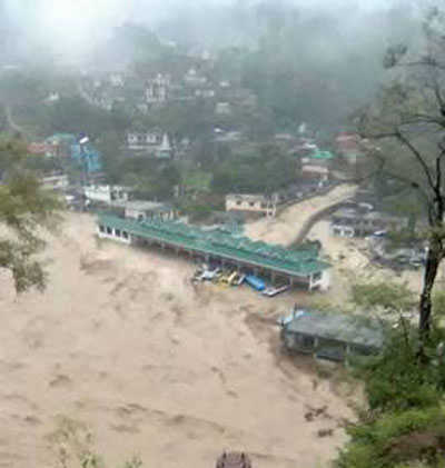 Rain washed away bus stand built on flood-prone area: Dharampur probe
