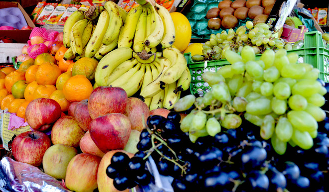 Beware of that extra shine on fruits, warn experts