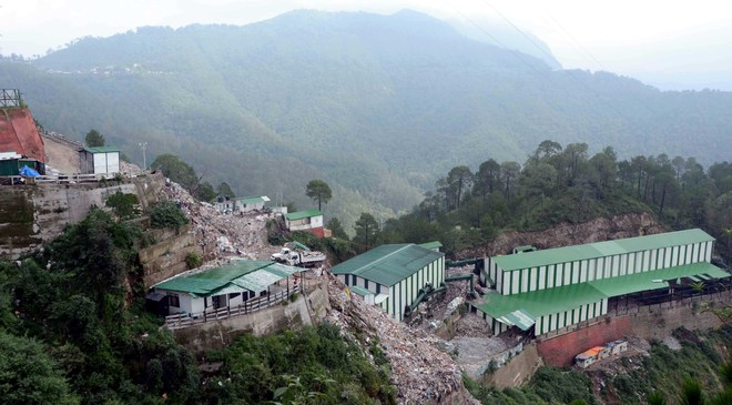 Shimla MC zeroes in on Bariyal for solid waste treatment project