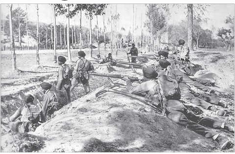 Remembering the Battle for Srinagar