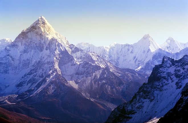 Himalayas were born 47 mn years ago