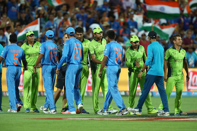 There's hope for India-Pak series