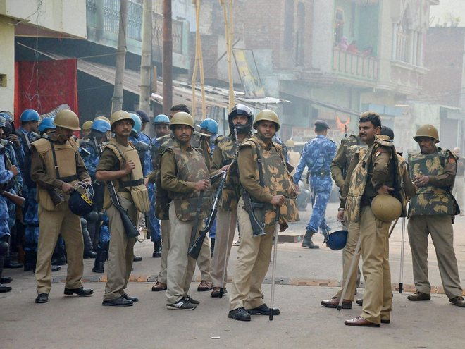 Aligarh tense after communal clashes