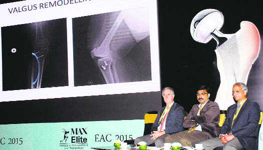 Hip, knee joint replacement made easier, says expert