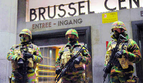 Europe on edge, yet no strategy in sight