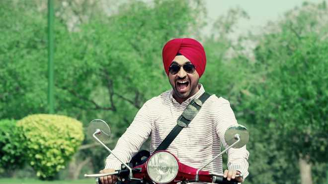 Diljit saves the lean day