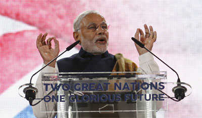 Sans vision, Modi's foreign policy stumbles