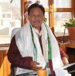 Leh council elects Dawa as CEC