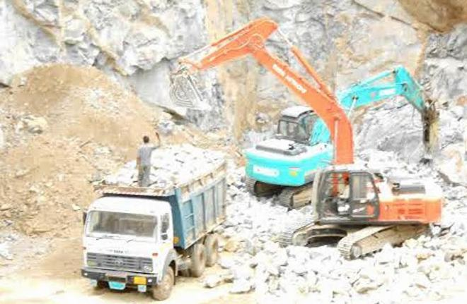 No end to illegal mining in Mahendragarh