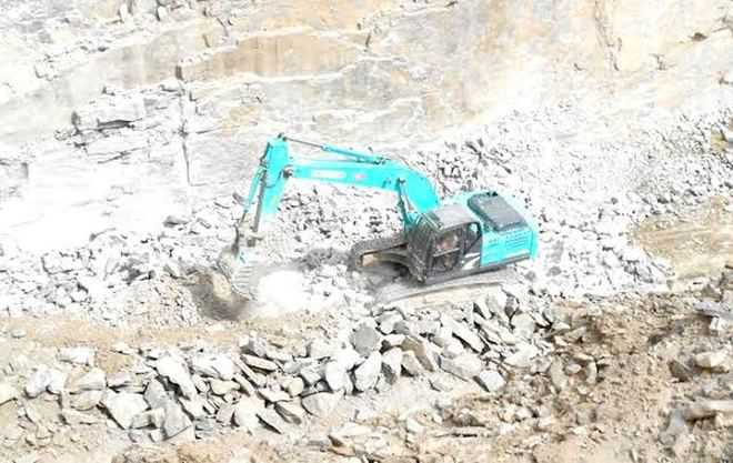 Helpline to check mining launched