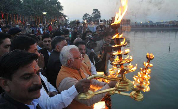 Gita Jayanti gets special festival status in state