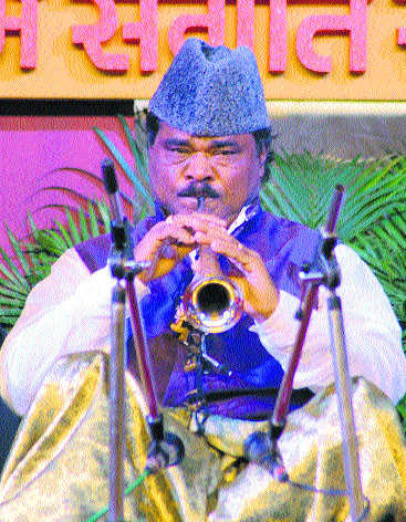 Classical music is for inner peace, says shehnai maestro