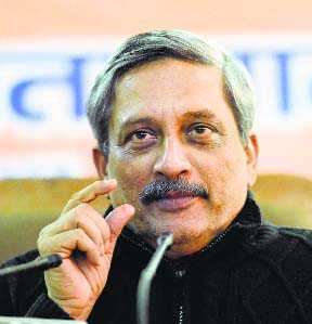 Parrikar says 'one rank, one pension' proposal this week