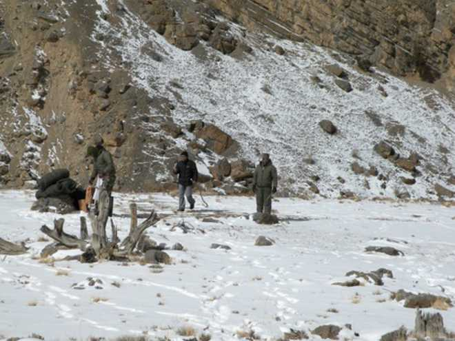 River blockage: 40 Zanskar villages face flood threat