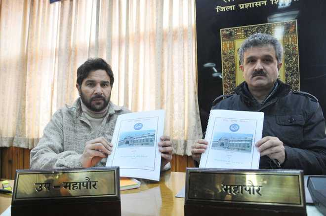 Rs167-cr tax-free budget presented for Shimla MC