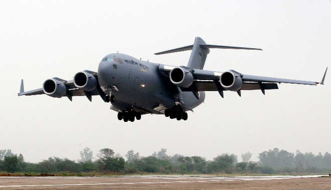 US again rakes up issue of defence pacts