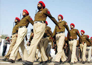 Punjab cops equipped with useless arms: CAG
