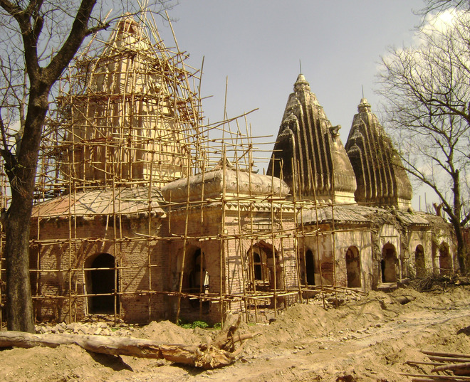 125-yr-old Shahi Samadhan to be restored by year-end