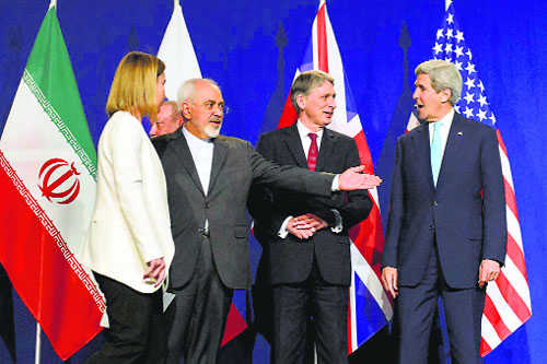 Iran deal:  A geopolitical game changer