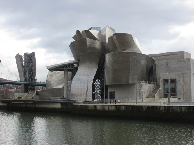 The signature architecture of Bilbao