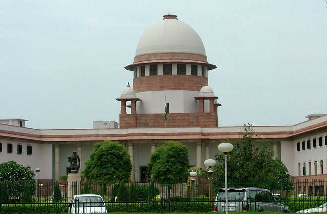 SC notice to Centre on PIL against land ordinance