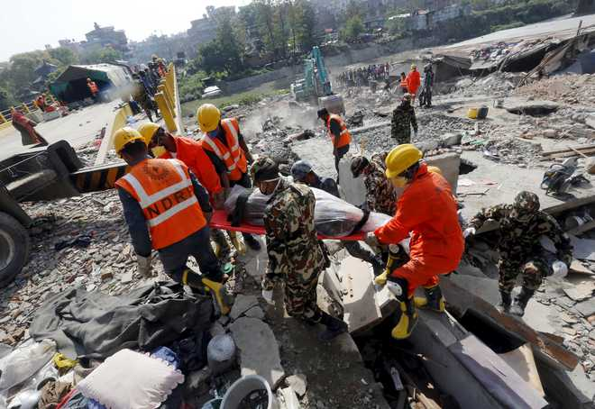 Time for foreign rescue workers to return home, says Nepal