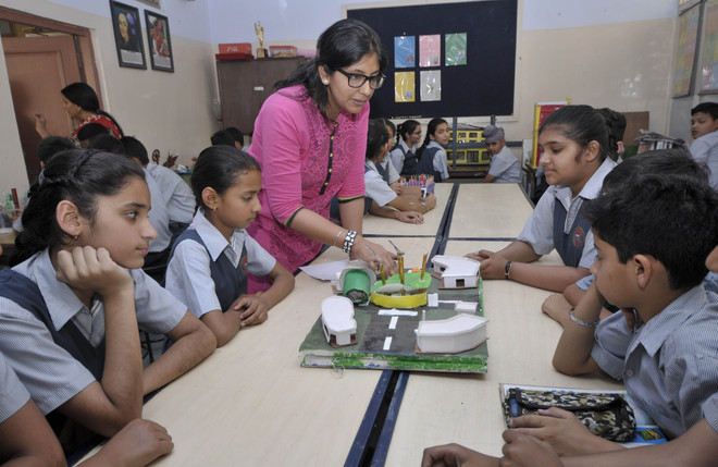 CCE: Curbing the charm of education