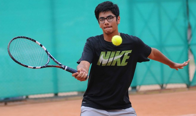 DPS reach final of tennis meet