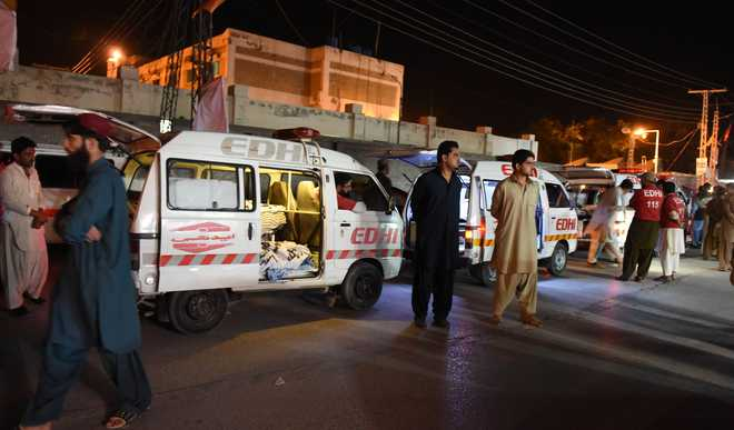 Militants kill 21 abducted bus passengers in Balochistan