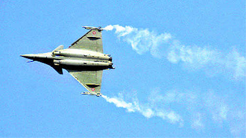 36 Rafale not enough, IAF uneasy