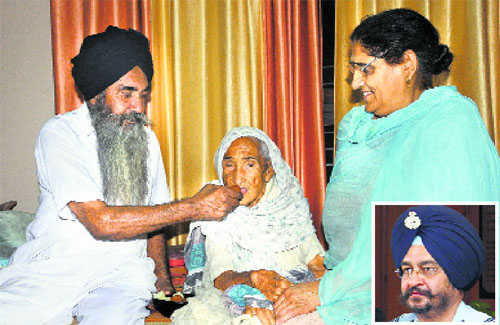 New IAF Vice-Chief does Punjab village proud
