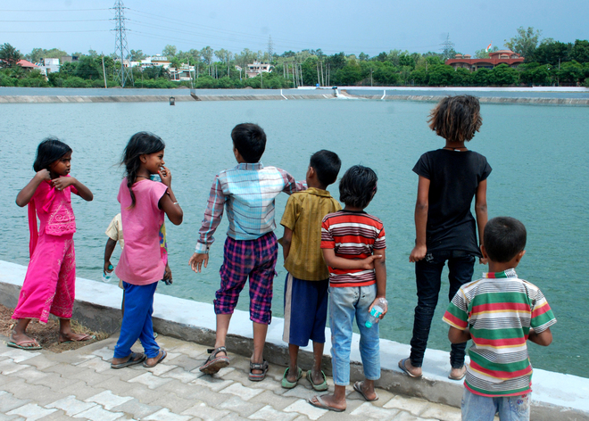 Will 6 MGD share end Panchkula's water woes?
