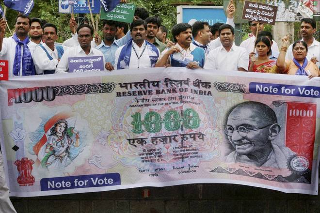 Andhra Governor caught in cash-for-vote scam crossfire