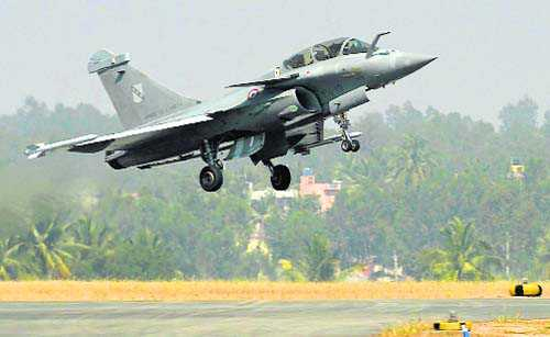 80 Rafale-type jets needed: IAF