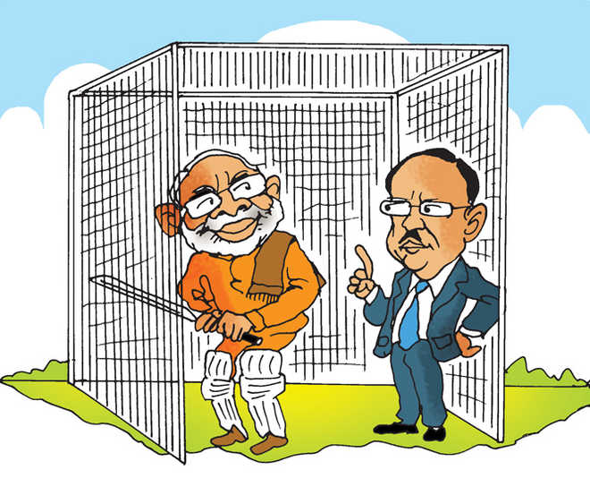 The Doval doctrine — in high definition